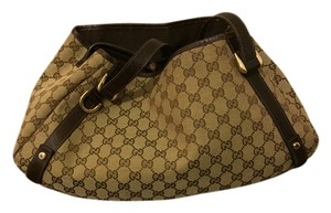 Gucci Large Tote in Brown