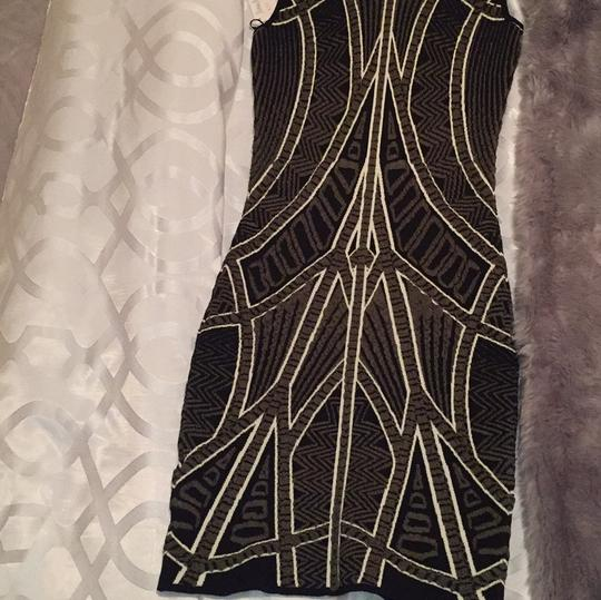 Torn by Ronny Kobo Black, Green, Ivory Dress - 53% Off Retail durable modeling