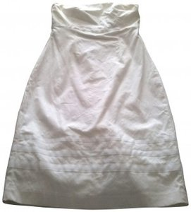 Express short dress WHITE/IVORY on Tradesy