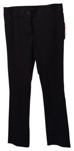 Amanda + Chelsea Boot Cut Pants Black