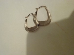 Other 10k gold square hoops