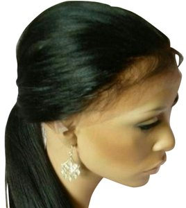 Beautiful Yaki Lace Front Wig 18-20 inches!!