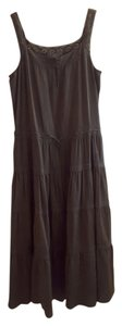 Brown Maxi Dress by Liz Claiborne