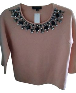Ann Taylor Embellished Jewleled Sweater