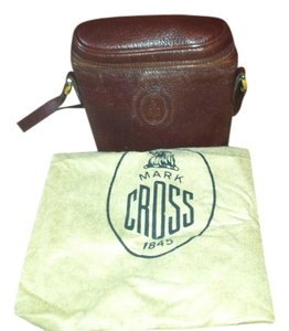 Mark Cross Leather Cross Body Bag