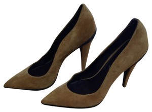 Miss Sixty Tan Pumps