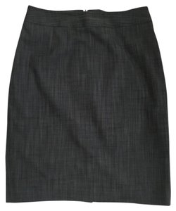Halogen Skirt Black Gray