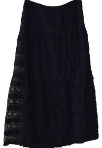 Max Studio Skirt Blac
