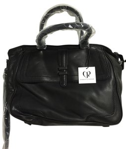 Charlotte Ronson Satchel in Black