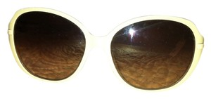DKNY Over-sized DKNY sunglasses