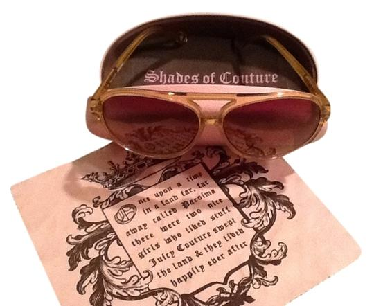 Juicy Couture Juicy Couture Beige Sunglasses