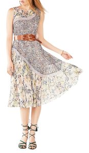 BCBGMAXAZRIA Bcbg Cocktai Camella Floral Dress