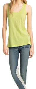 Rag & Bone Top Flourescent Green