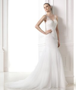 Pronovias Mardil Wedding Dress