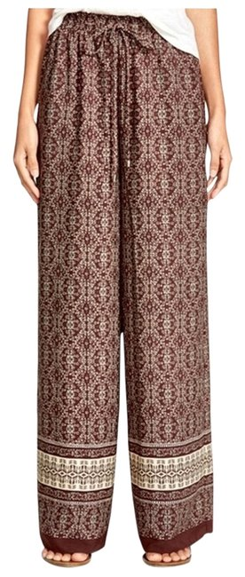 Preload https://img-static.tradesy.com/item/13064689/soprano-brown-bohemian-tribal-casual-basic-comfy-pants-size-4-s-27-0-4-650-650.jpg