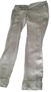 Flare Pants silver