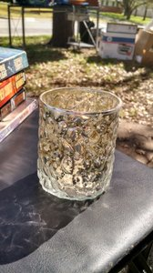 Mercury Glass Votive Holders (23)
