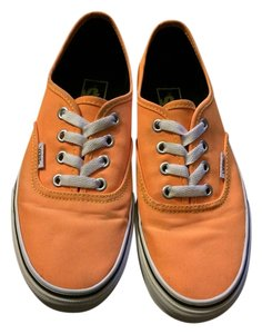 Vans Neon Orange Athletic