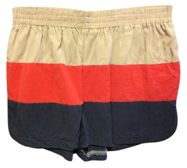 Item - Beige/Red/Navy Urban Outfitters Stripes Shorts Size 12 (L, 32, 33)