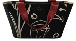 Kate Spade Vintage Limited Edition Tote in Black