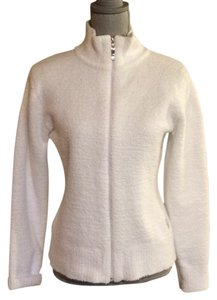 Kashwere Zipper Sweater Small Sweatshirt