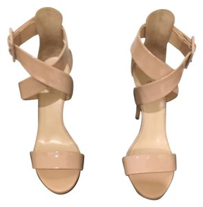 Barneys New York Stilletos Sandals Classic Style Nude Formal