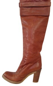 L'Autre Chose, Made in Italy Light Brown Boots