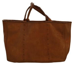 Banana Republic Tote in Natural Tan