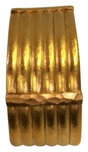 Other 24K Gold Plated Cuff - Gold-Overlay Finish