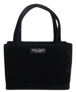 Kate Spade Velvet Mini Sam Evening Baguette