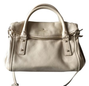 Kate Spade Satchel in Palomine with golden hardware