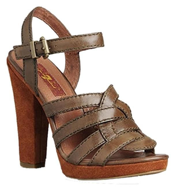 Item - Brown Elgine Sandals Size US 10 Regular (M, B)