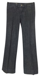 J & Co Jeans Trouser/Wide Leg Jeans-Dark Rinse