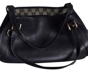 Gucci Satchel in Navy