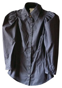 DEPT Designer Button Down Shirt Black
