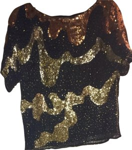 Other Top Black/Gold/Bronze