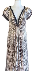 Twelfth St. by Cynthia Vincent short dress Brown,Tan,Black on Tradesy