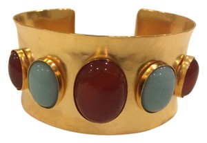 Other Evelyn Knight Carnelian And Amazonite Cuff