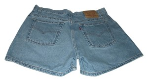 Levi's Mini/Short Shorts denim
