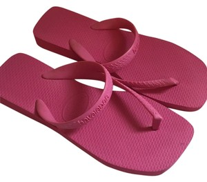Havaianas Flip Flop Flash Pink Sandals