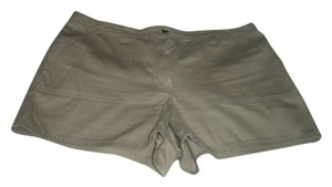 Victoria's Secret Mini/Short Shorts khaki