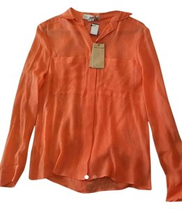 Stella McCartney Top Coral