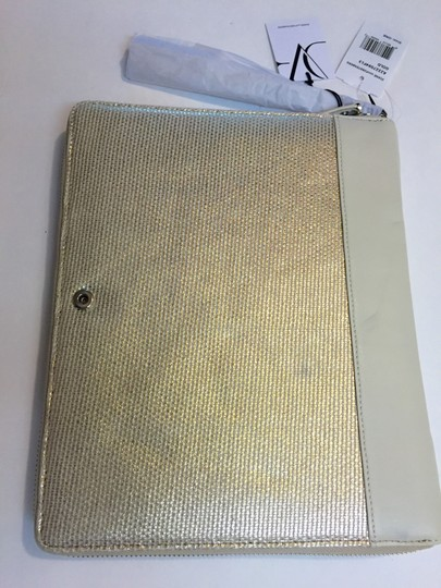 Diane von Furstenberg IPad Case Metallic Canvas Image 2