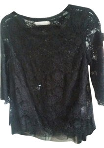 Shumali Top black