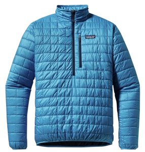 Patagonia Down Puff Blue Jacket