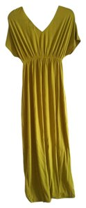 yellow Maxi Dress by Target