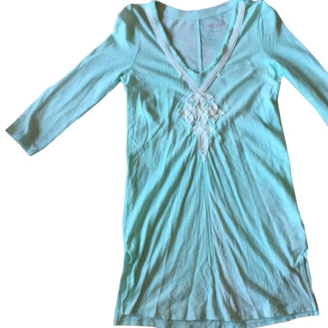 Item - Blue Cover-up/Sarong Size 4 (S)