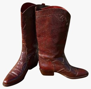 Joan & David Italy Brown Boots