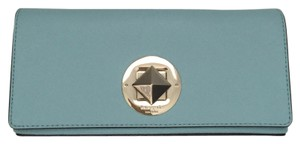 Kate Spade Tiffany Blue Clutch