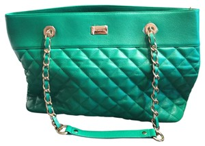 St. John Tote in Green